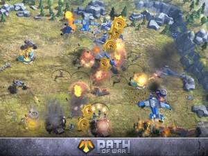 Pazh of War Screenshot 3