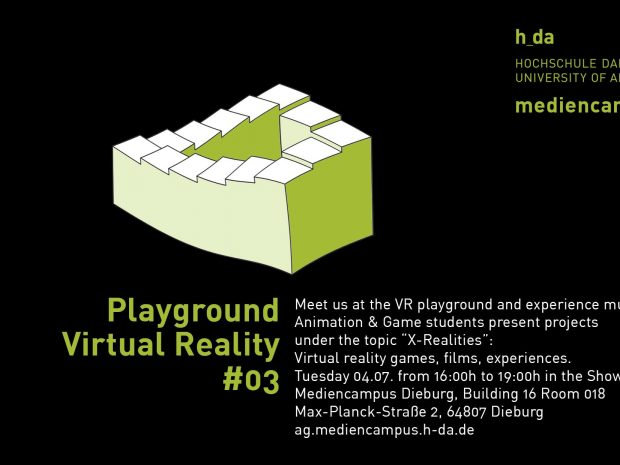 Playground Virtual Reality #03