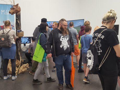 Studiengang Animation and Game stellt vier Projekte auf der GameZone in Stuttgart aus