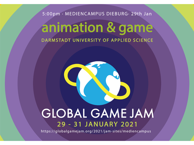 Global Game Jam Online @ h_da